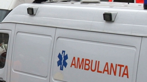Accident în judeţul Cluj: nouă răniţi, după ce microbuzul a intrat în şanţ / Foto: emm.ro