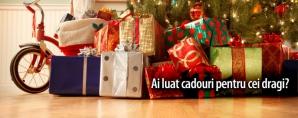 Cele mai cumpărate cadouri de Crăciun