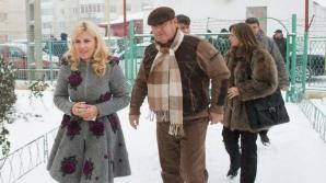 Elena Udrea și Dorin Cocoș, la intrarea în secția de vot