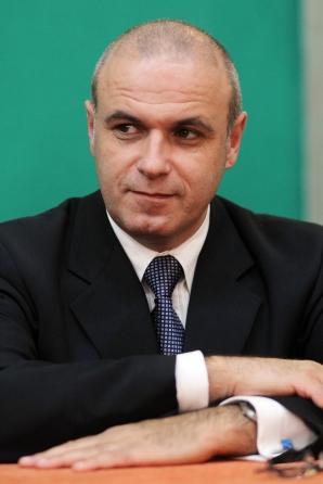 Horia Cristian, ajuns deputat în legislatura 2008-2012 de pe LOCUL 3, în urma redistribuirii