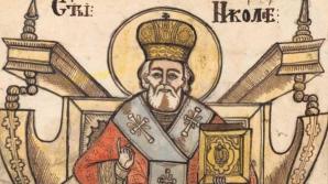 Sute de credincioşi, la coadă pentru a se închina la mâna darnică a Sfântului Nicolae