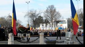 Un poliţitst clujean cere premierului şi preşedintelui să fie EUTANASIAT de Ziua Naţională/ Foto: presidency.ro
