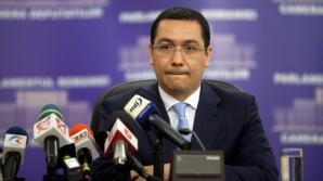 Ponta: Autostrăzile trec la Ministerul Proiectelor de Infrastructură