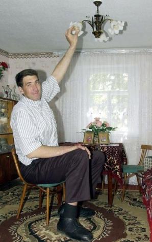 Cel mai înalt om din lume