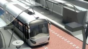 Cinci autobuze electrice vor circula în premieră naţională la Cluj