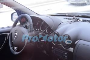 Dacia Duster facelift, primele imagini cu noile dotări