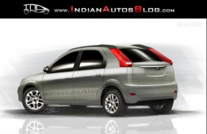 LOGANUL de Bollywood, în varianta hatchback