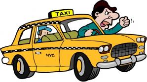 Şoferii de taxi au o meserie stresantă