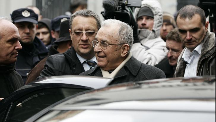 Ce crede Ion Iliescu despre incinerarea lui Sergiu Nicolaescu