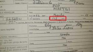 Maftei Pop a trăit 148 de ani