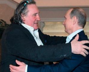 Depardieu vrea să fie ŢAR în Rusia
