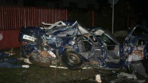 Accident cumplit pe Valea Oltului