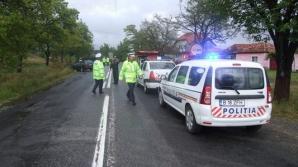 Două poliţiste au murit într-un accident rutier în care au fost implicate trei maşini, la Buzău
