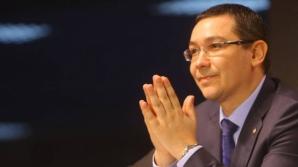 """Ponta: Dacă voi găsi pe cineva să-l pun premier, în mod sigur nu va fi """"primarul Iohannis"""""""