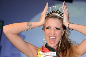 Juliane Seyffert, concurenta la Miss Germania