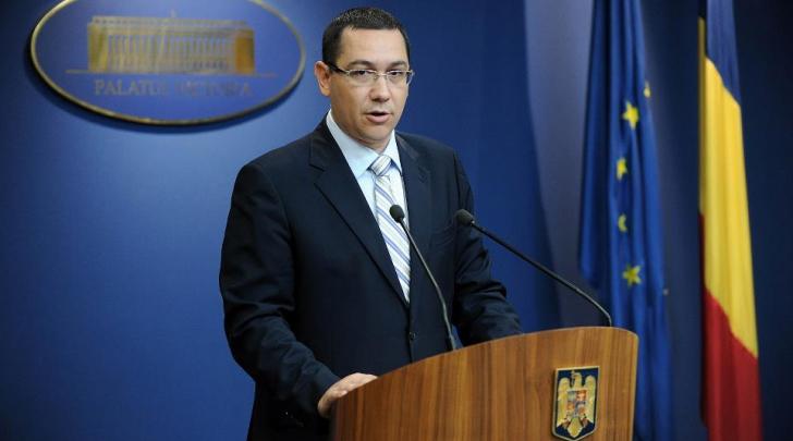Ponta: Ar trebui să dublăm pedepsele pentru furturile de material rulant, poate chiar prin OUG