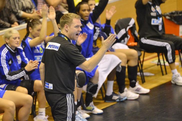 Jakob Vestergaard, antrenorul fetelor de la Oltchim