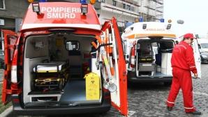 Accident grav la Bacău