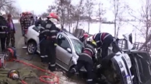 Accident cumplit în județul Neamț