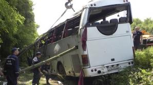 Accident groaznic în Rusia