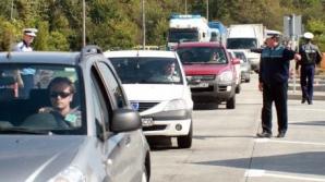 Circulaţia pe DN1 este oprită