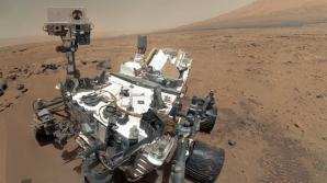 Roverul Curiosity a ajuns pe Marte pe data de 6 august 2012