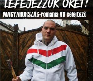 Românii, ameninţaţi la Budapesta