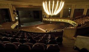 Scena Teatrului Maghiar din Cluj-Napoca