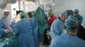 Prima prelevare de organe, de la un bărbat în moarte cerebrală, la Spitalul Judeţean din Deva