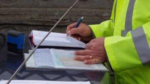 Peste 1000 de şoferi s-au ales cu permisele reţinute