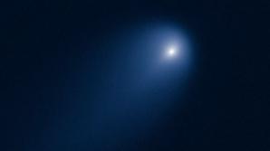 Primele poze cu cometa ISON