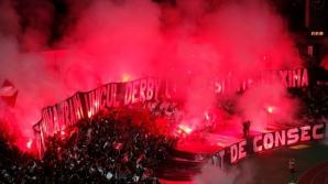 Steaua poate primi trofeul de campioana la derby-ul cu Dinamo