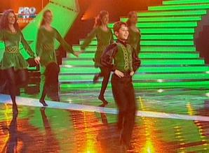 Românii au talent: Dansul irlandez, numărul favorit al lui Mihai Petre la mijlocul concursului