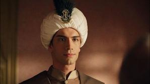 Gurbey Ileri este Prinţul Mehmet din Suleyman Magnificul