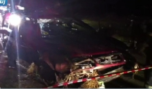 Cinci studenţi implicaţi într-un grav accident la Cluj