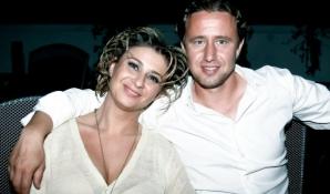 Anamaria Prodan şi Laurenţiu Reghecampf