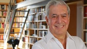 Mario Vargas LIosa, în România