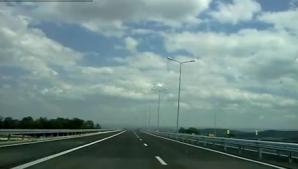 Autostrada Deva-Orăştie se deschide circulaţiei