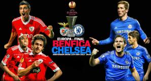 Benfica-Chelsea, finala Europa League 2013