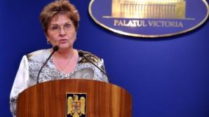 Mariana Câmpeanu: Nu cred că nu se vor plăti pensiile
