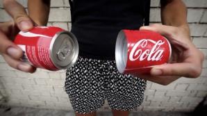 Doza revoluţionară de Coca Cola ce poate fi împărţită