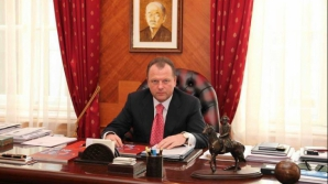 Romanian Marius Vizer put himself forward to be the next head of SportAccord