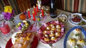 Masa de Paşte