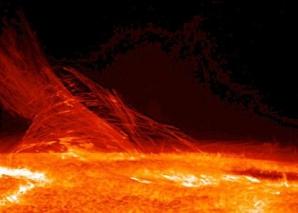 Explozii solare