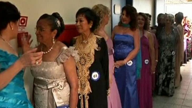 Miss Pensionara: concurs de frumuseţe inedit în Brazilia