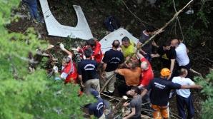 Poliţistul care conducea autocarul prăbuşit în Muntenegru, înmormântat la Cimitirul Andronache