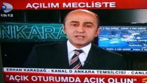 Directorul Kanal D din Ankara, reţinut de poliţie