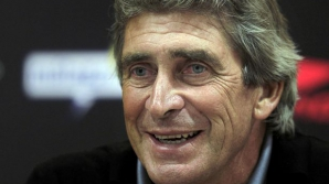 Manuel Pellegrini, noul antrenor al lui Manchester City