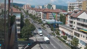 Protest spontan la Râmnicu-Vâlcea