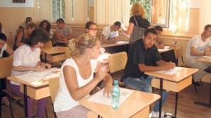 Deficit de profesori supraveghetori